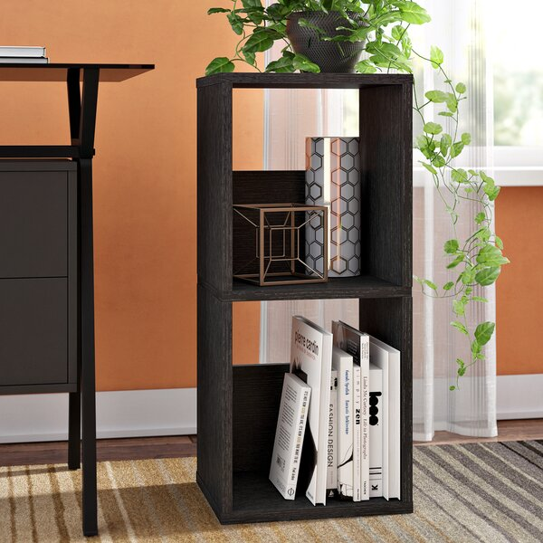 Andrade Duo Eco Cube Unit Bookcase by Wrought Studio
