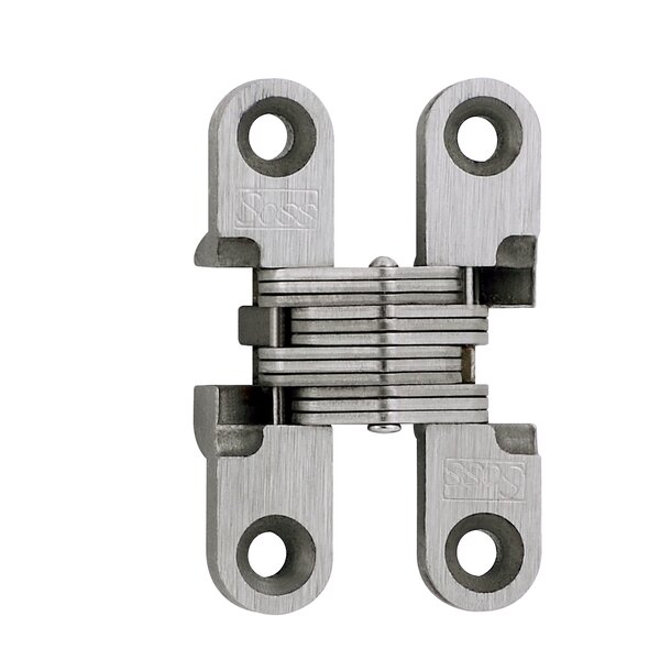 Model 101 Invisible Cabinet Hinge by SOSS