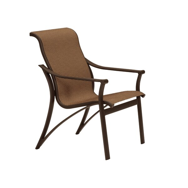 Corsica Patio Dining Chair (Set of 2) by Tropitone
