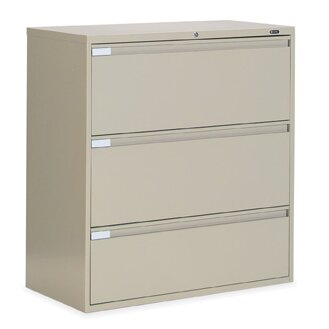 9300 Series 3-Drawer File by Global Total Office