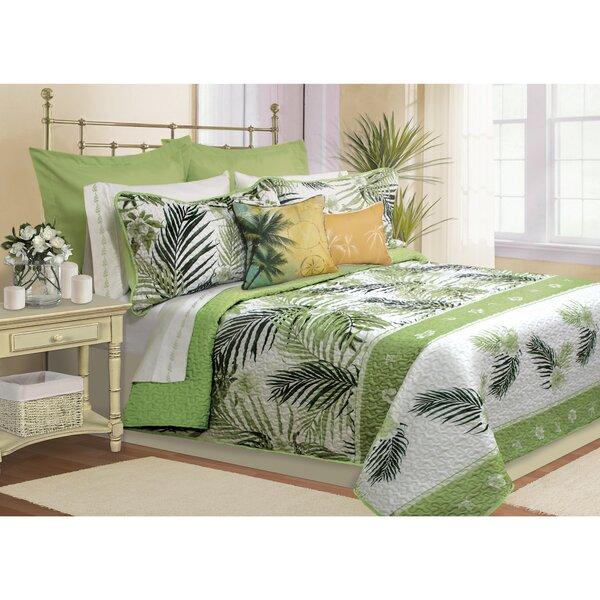 Avaline 4 Piece Quilt Set by Beachcrest Home