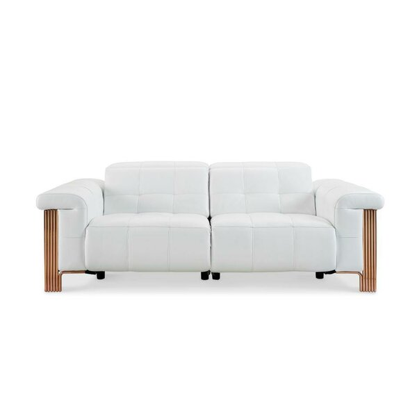 Paine Reclining Sofa by Orren Ellis