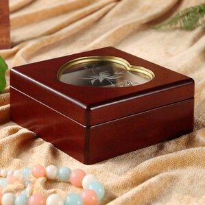 Love Me Jewelry Box by Wildon Home ?
