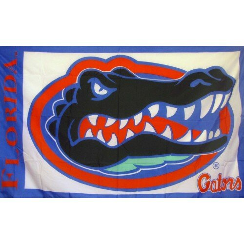 Florida Gators Polyester 3 x 5 ft. Flag by NeoPlex