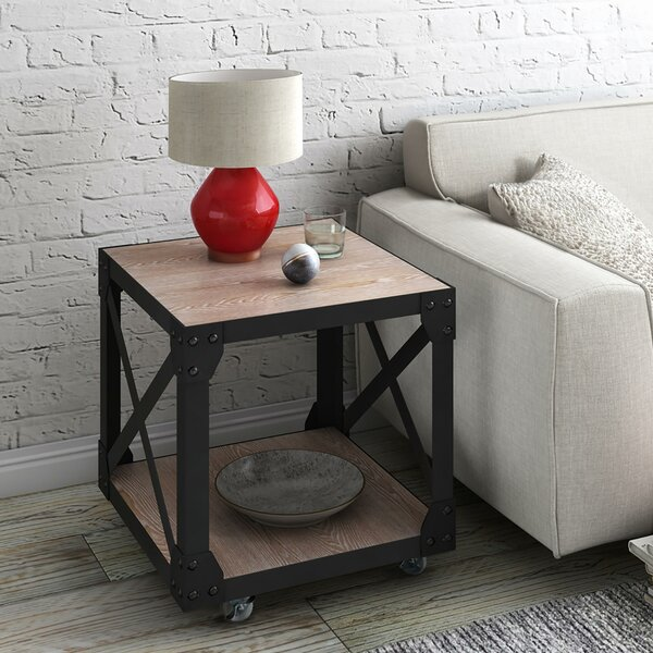 Badlands End Table by Trent Austin Design