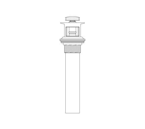 Touch Down Drain Assembly by Danze®