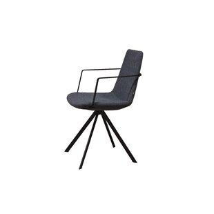 Fechteler Wool Guest Chair by Ivy Bronx