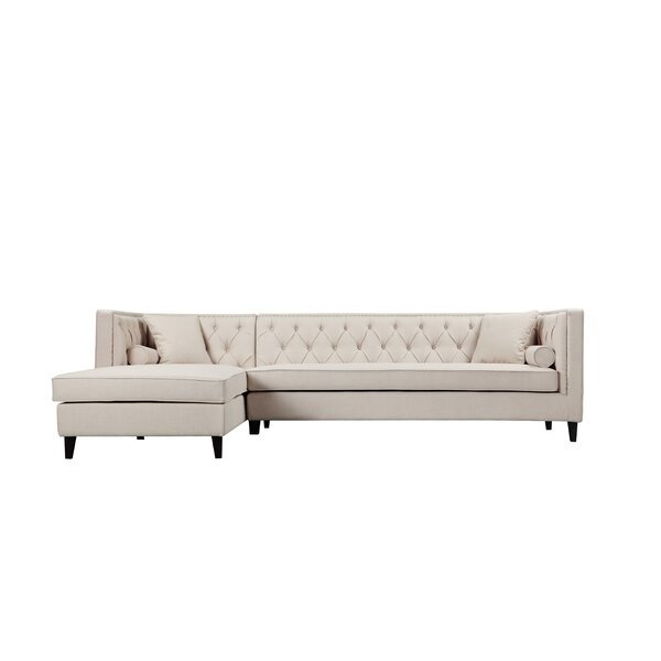 Malcolm Sectional by House of Hampton