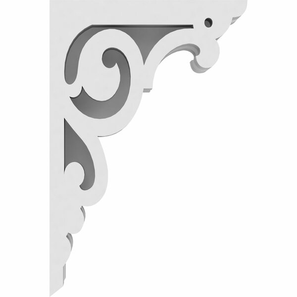 Hurley PVC Corbel by Ekena Millwork