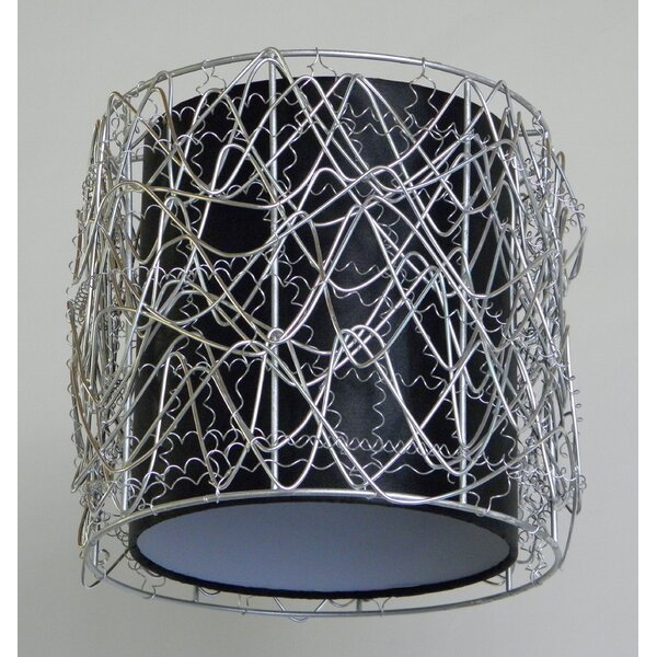 Irene 9 Metal Drum Pendant Shade by Whitfield Lighting