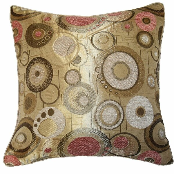 Chenille Candy Decorative Pillow Cover by Violet Linen