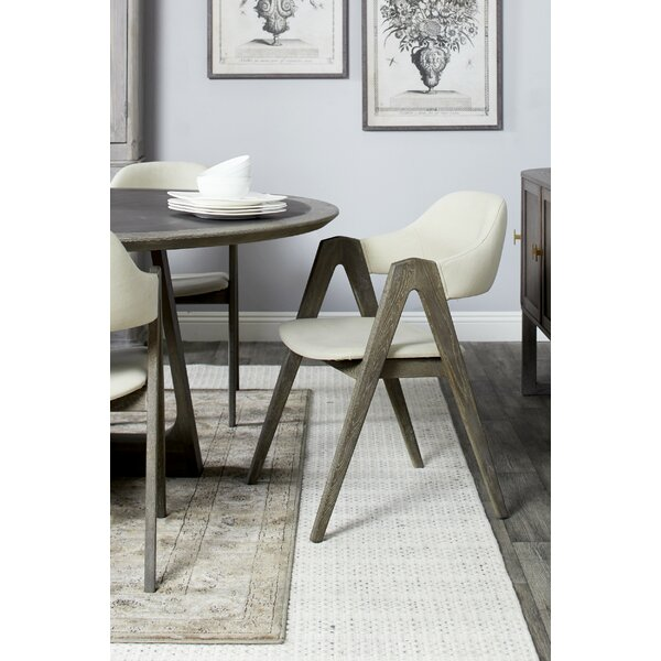 Drown Upholstered Dining Chair by Brayden Studio