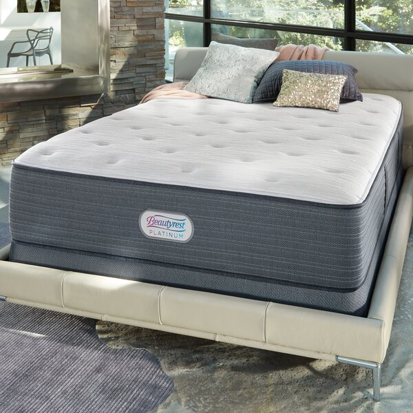 Beautyrest Platinum 13 Plush Innerspring Mattress and Box Spring by Simmons Beautyrest