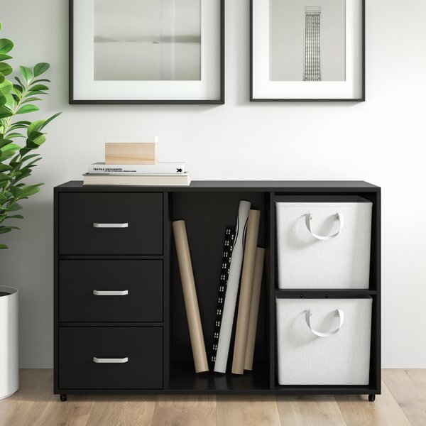 Atlas 3 Drawer Lateral Filing Cabinet