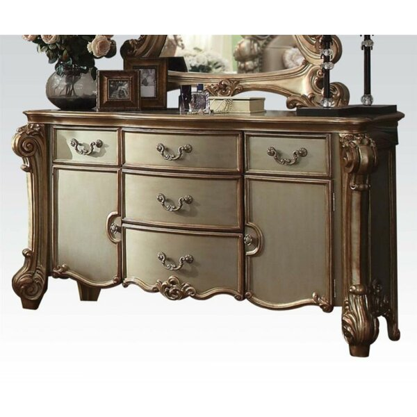 Washington Mews 5 Drawer Combo Dresser by Astoria Grand