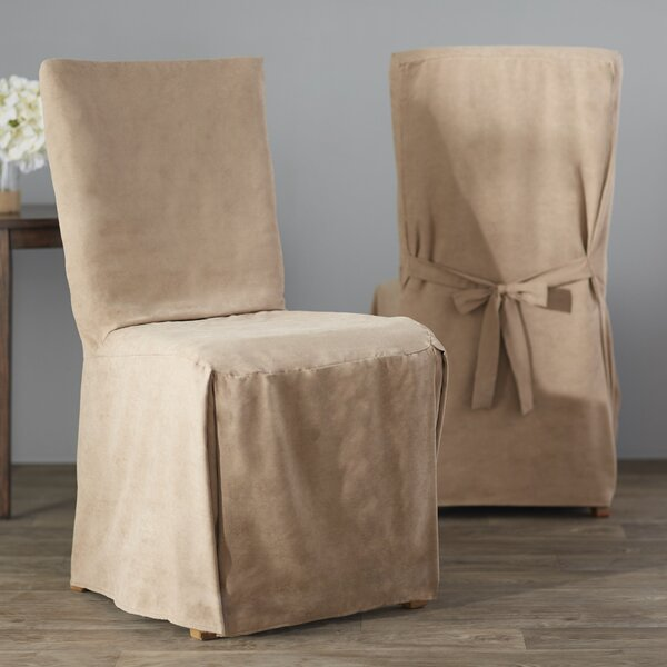 Dining Chair Regular Slipcover (Set of 2) by Serta