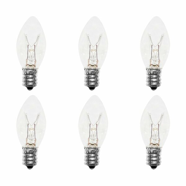 40W Incandescent Light Bulb (Set of 36) by WBM LLC