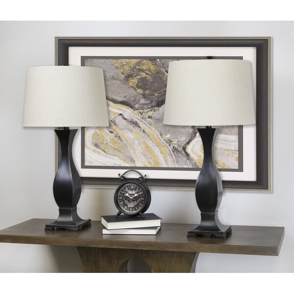 29.25 Table Lamp (Set of 2) by Grandview Gallery