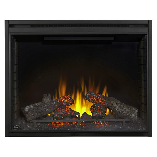 Ascent Wall Mounted Electric Fireplace Insert by Napoleon