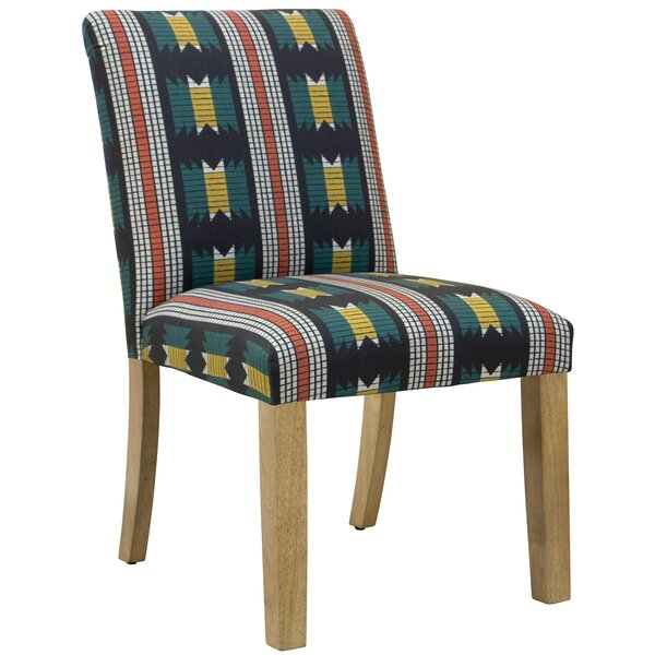 Lena Upholstered Dining Chair by Loon Peak