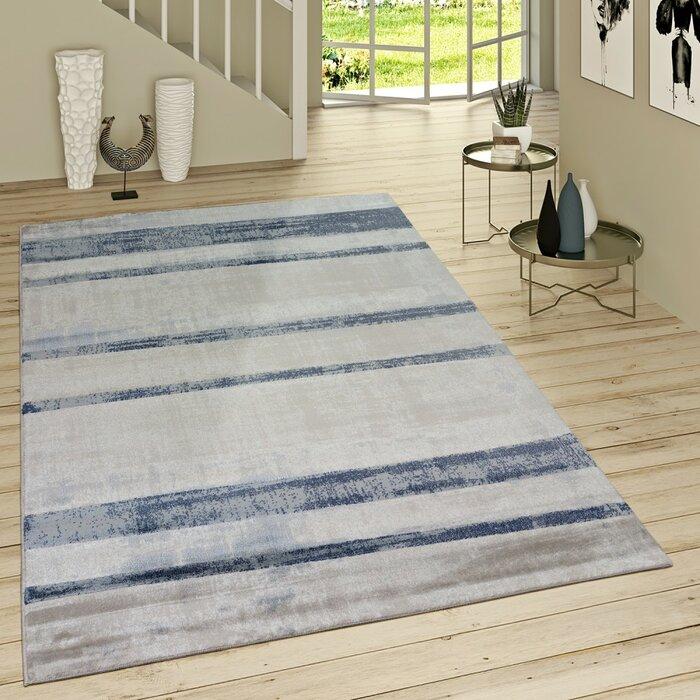 Deborah Flatweave Blue Grey Rug
