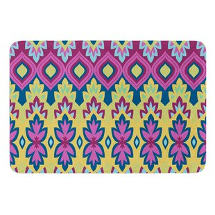 Boho Chic By Amanda Lane Bath Mat