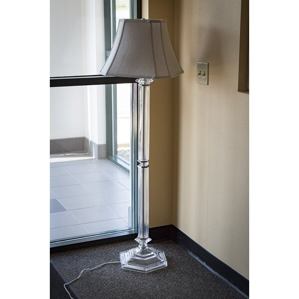 Ira Mirror 61.8 Traditional Floor Lamp by House of Hampton