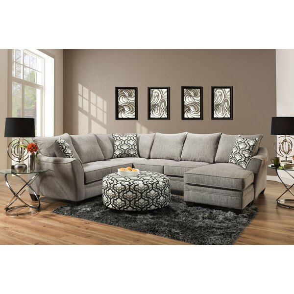 Tyne Chaise Sectional By Red Barrel Studio