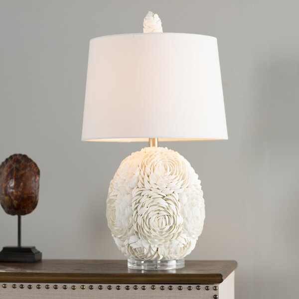 Tannis Hand Applied 26 Table Lamp by Bay Isle Home