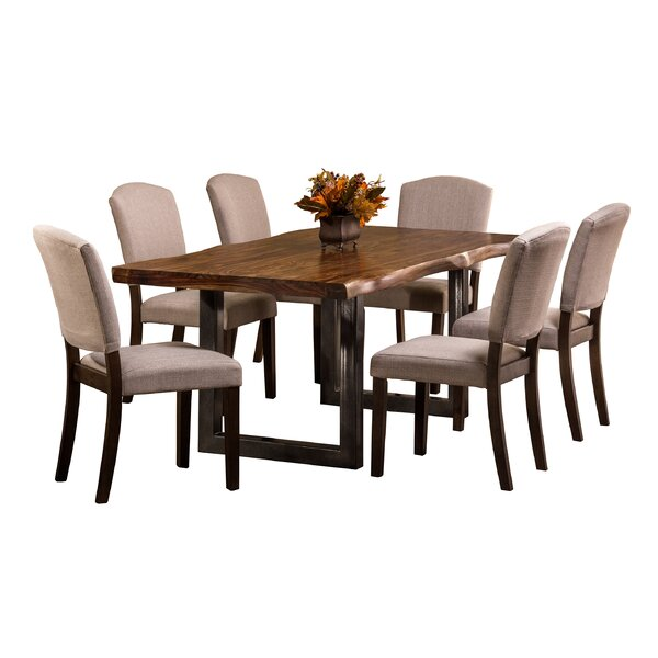 Emerson 7 Piece Dining Set by Williston Forge Williston Forge
