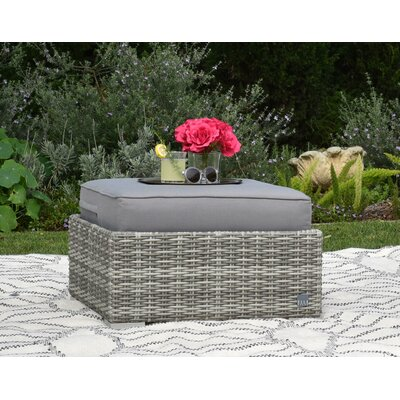 Outdoor Ottoman Cushion pic