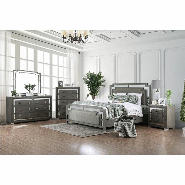 Zed Panel Configurable Bedroom Set by Everly Quinn