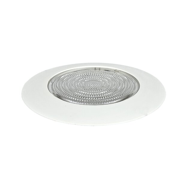 Fresnel Shower 6 Recessed Trim by Sunset Lighting
