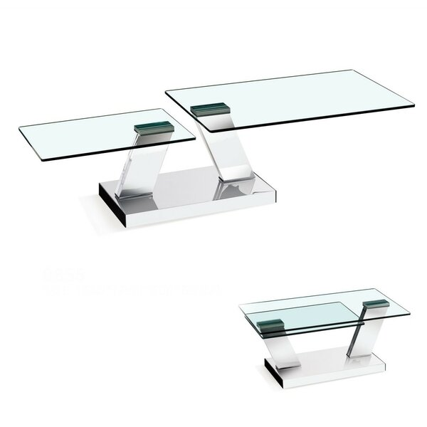 Downes Extendable Coffee Table By Orren Ellis