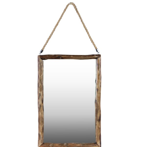 Rectangular Accent Mirror by Urban Trends