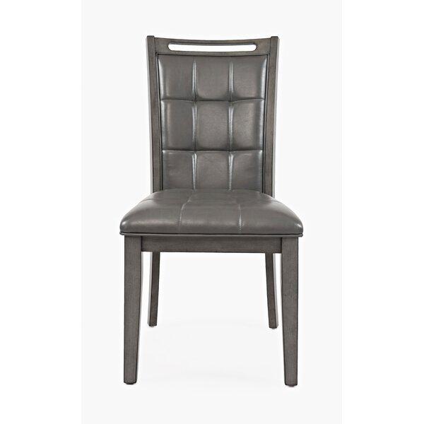 Johnsburg Tufted Upholstered Side Chair (Set Of 2) By Red Barrel Studio