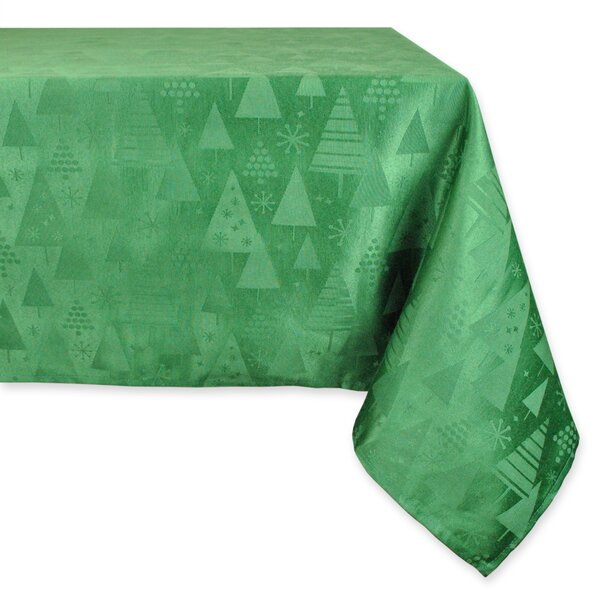 Holiday Trees Tablecloth by The Holiday Aisle