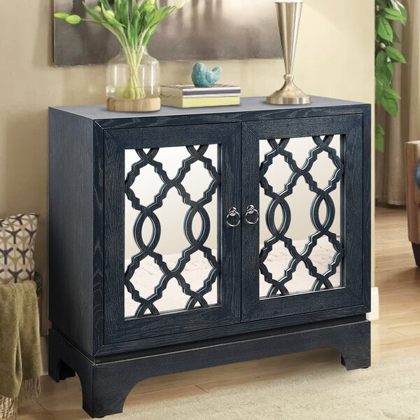 Clapper 2 Door Accent Cabinet by House of Hampton
