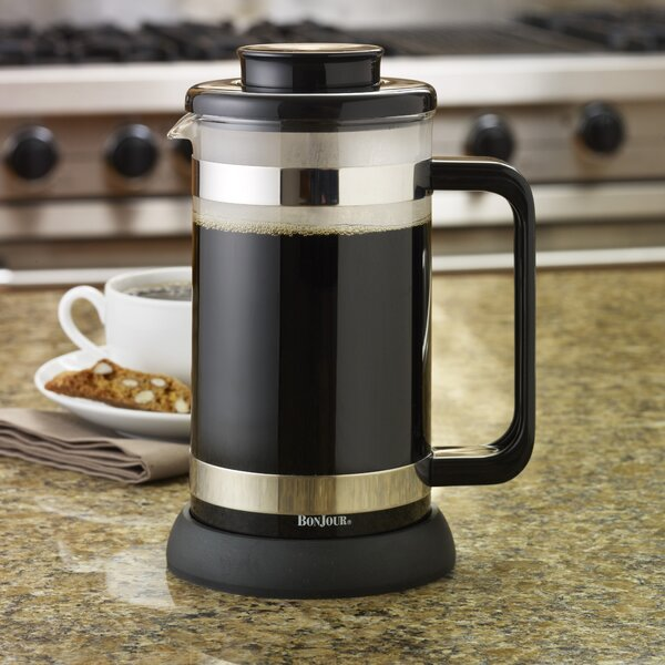 Riviera French Press Coffee Maker by BonJour