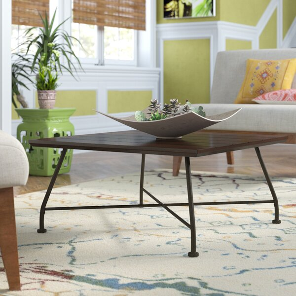 Collier Coffee Table by Mistana