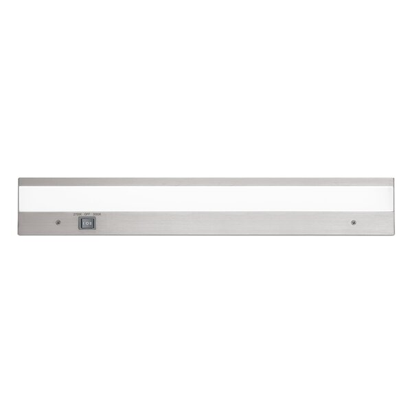 Duo LED 18 Under Cabinet Bar Light by WAC Lighting