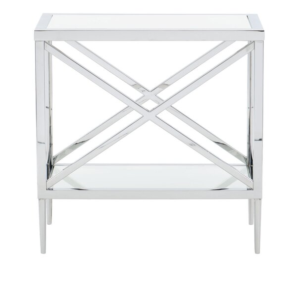 Portola End Table by Bernhardt