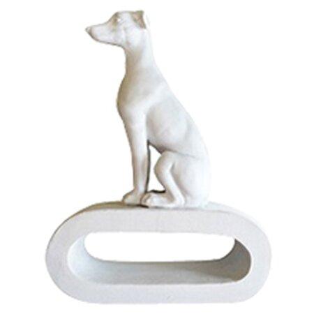 Greyhound Napkin Rings (Set of 4) by Naked Decor