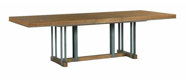 Layton Extendable Dining Table by Union Rustic