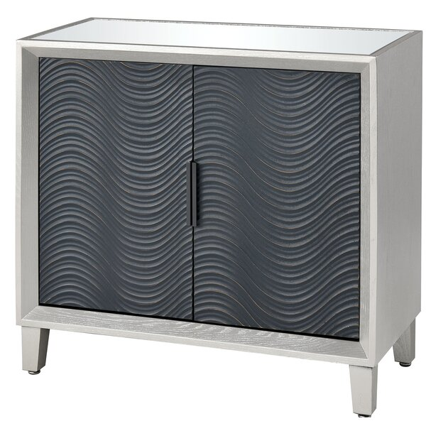 Hendricks 2 Door Accent Cabinet by House of Hampton House of Hampton