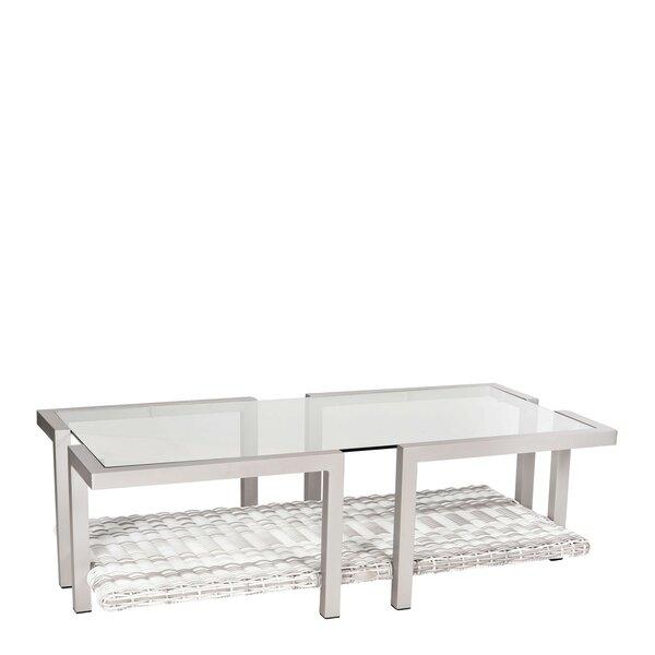 Imprint Side Table by Woodard