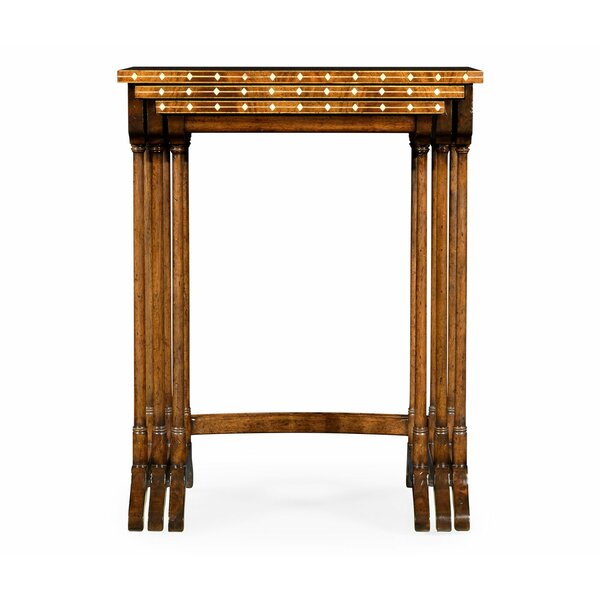 Brompton 3 Piece Nesting Tables By Jonathan Charles Fine Furniture