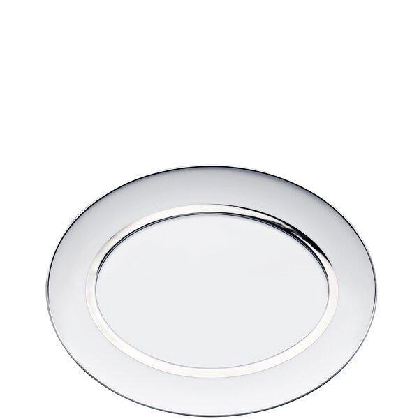 Domo Oval Platter by Vista Alegre