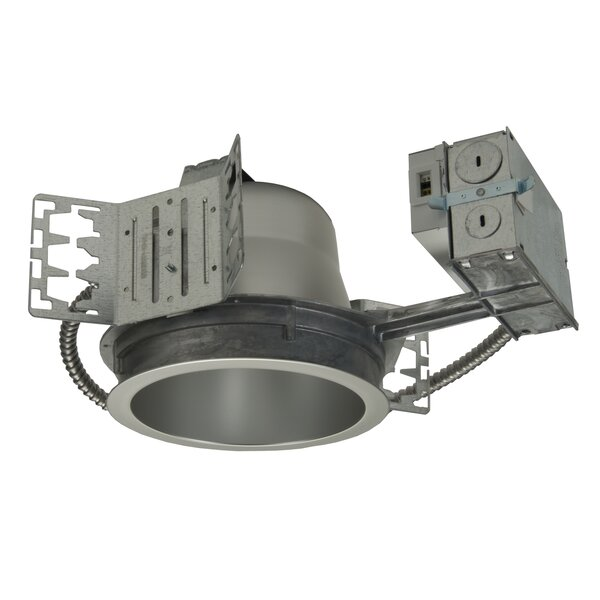 Horizontal Self Flanged 6 Reflector Recessed Trim by Cooper Lighting