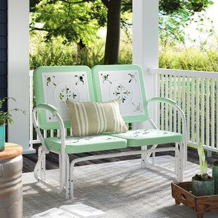 Glider Bench With Canopy Wayfair